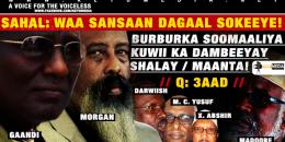 Ma Ogtahay Dagaalka (...) Inay Bilaabeen Reer Puntland!? // Been Abuurka Ururka Sahal