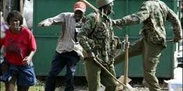 Dhalinyaro ku soo tababaratay Soomaaliya oo dib ugu soo laabatay Kenya