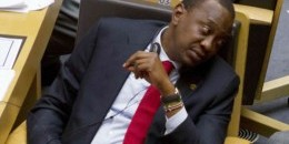 Kenya Amni daro, Uhuru Kenyatta iyo Laalush Gurasho