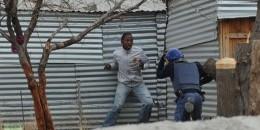 South Africa, Gacan ku Dhiiglayaal Dilay Gabar Soomaaliyeed oo la qabtay