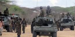 Kenyaanka & Shabaab-Qaacid oo ku Dagaa… Dhoobleey