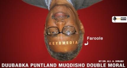 Duubabka Puntland Muqdisho Double Moral!