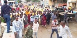 Banaanbax ka dhacay Baydhabo