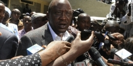"""Kenyatta: """"Soomaalida Dalkooda markey burburyeen, Dalkeenna ayay usoo jeesteen"""""""