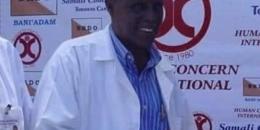 Dr. Buurane oo lagu dilay magaalada Muqdisho