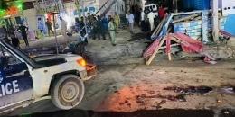 Faahfaahin: Qarax ka dhacay Saldhigga booliska degmada Waabari