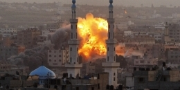 """Dowladda Federaalka oo Cambareysay Duqeynta 'waxashnimada ah"""" Israa'iil ee Gaza"""