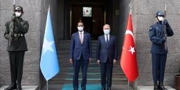 Turkiga iyo Soomaaliya oo iska kaashanaya dagaalka Al-Shabaab