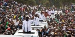 Natiijooyinka hordhaca ah ee kasoo baxaya doorashooyinka Kenya // Warbixin