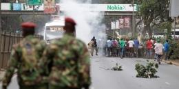 'Xilligii wadahadalka wuu dhamaaday' - Kumanaan isugu soo baxay Nairobi