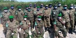 AMISOM oo ku dhawaaqday dar-dar gelinta Dagaalka ka dhanka ah Al-Shabaab