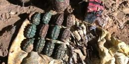 Sawirro Xubno katirsan Al-Shabaab oo lagu soo bandhigay Kismaayo