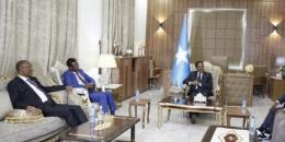 Maxaa ka socda Villa Somalia?