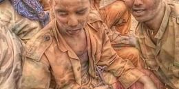 """""""Tiradeenu waxay ahayd 3,000 hadana 180 dhaawac ah oo anigu aan ku jiro!"""""""