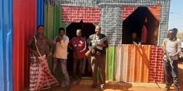 Dhaq-dhaqaayo Ciidan iyo Dhoolla-tus ka socda Matabaan