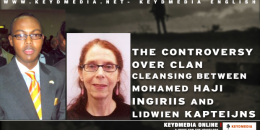 The Controversy over Clan Cleansing between Mohamed Haji Ingiriis and Lidwien Kapteijns