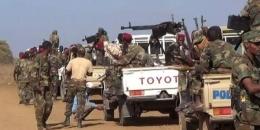DF oo guulo ka sheegatay dagaalka Al-Shabaab