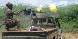 Al-shabaab oo weerartay askar ka tirsan DFS