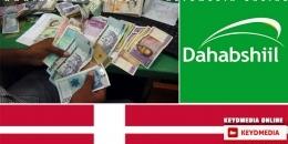 Hay'adda Lasocodka Dhaqaalaha Lacagaha Denmark oo Dacweysay Dahabshiil - Warbixin