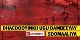 Dhacdooyinka Todobaadka Soomaaliya