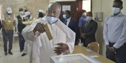 Guelleh re-elected Djibouti leader for fifth term