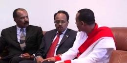 Farmaajo oo looga yeeray Addis Ababa oo Heshiisyo ku saxiixi doono
