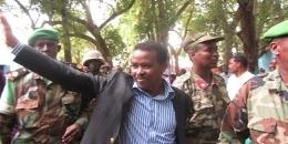 Xiisad ka taagan Degmada Matabaan ee Gobolka Hiiraan