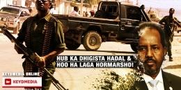 HUB ka dhigista 'HADAL iyo HOO' ha laga hormarsho!