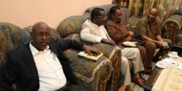 MW Xasan oo Villa Somalia kusoo dhaweeyay Qaar kamid ah Guddoomiyeyaasha Gobollada