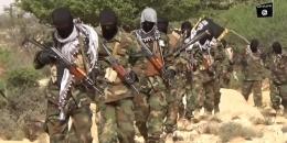 Daacish iyo Al-Shabaab oo ka cararay saldhigyadooda