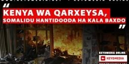 Ganacsato: 'Kenya Way Qarxeysa, Soomaalidu Hantidooda ha kala Baxdo'