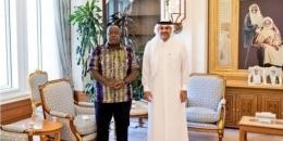 Kenya iyo Qatar oo wada hadal uga furmaya Doha