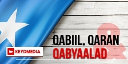 Qabiil, Qaran laga dhigay!