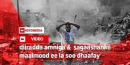 Diiradda Amniga iyo Sagaashankii Maalmood ee la soo Dhaafay