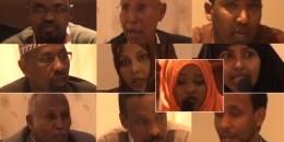 London: Somali Support Alliance oo soo jeedineysa Baaq Nabadeed