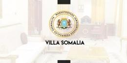 Villa Somalia oo u yeertay madaxda Puntland iyo Jubbaland