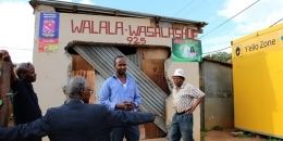 Ganacsade Soomaaliyeed oo lagu dilay Koonfur Africa