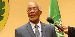 Wasiirkii Arrimaha Dibadda Somaliland oo is casilay