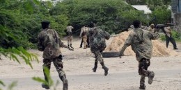 Afgooye: Ciidamo ka wada Tirsan DF oo Dagaalamay