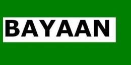 Aqoonyahanka Beelweynta Hawiye ee London oo soo saaray Bayaan