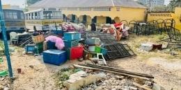 Hoyga Xamar: Muran ka taagan Iskuul la burburiyay
