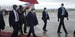 Farmaajo oo safar aan horey loo shaacin ku tagey South Sudan