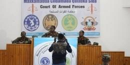 Ajaaniib katirsan Al-Shabaab oo Muqdisho lagu maxkamadeynayo