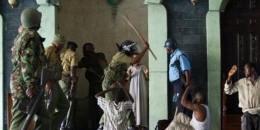 Kenyatta oo difaacay Howlgalkii Masjidka Musa ee Mombasa // Warbixin