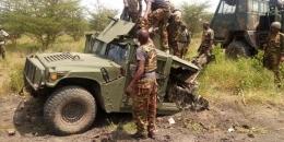 Ugu yaraan 15 askari oo Kenyan ah ayaa lagu dilay Lamu