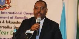 """Dowladda Somalia"""" waxaan sameeynay Tira koobkii Dadka Soomaalida"""""""
