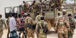 Nine militants killed as Somali military steps up operation