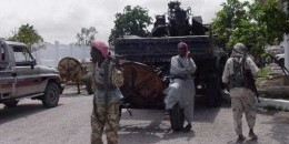 Al-shabaab iyo Ciidamada Kenya oo ku dagaalay Jubbada Hoose
