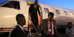 Madaxweyne Xasan Sheikh oo Istanbuul Xaalad Caafimaad u tagey