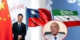 Shiinaha muxuu ka yiri Xafiiska Taiwan ka furatay Somaliland?